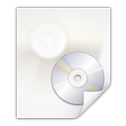Mimetypes application x cd image icon