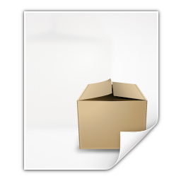 Mimetypes package x generic icon