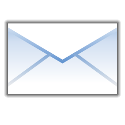 Places mail message icon