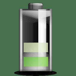 Status battery 040 icon