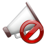 Actions irc unvoice icon