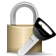 Apps preferences desktop cryptography icon