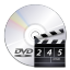 Devices-media-optical-dvd-video icon