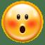 Emotes-face-embarrassed icon