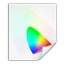 Mimetypes application vnd iccprofile icon