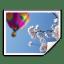 Mimetypes-image-x-generic icon