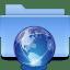 Places-folder-remote icon
