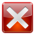 Actions-application-exit icon