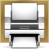 Actions-document-print-frame icon