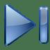 Actions-go-last-view icon