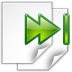 Actions-go-last-view-page icon