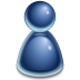 Actions-im-user icon