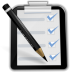 Actions-mail-mark-task icon