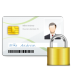 Devices-secure-card icon