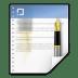 Mimetypes-application-msword icon