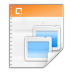 Mimetypes-application-vnd-ms-powerpoint icon
