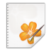 Mimetypes-application-vnd-oasis-opendocument-image icon