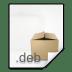Mimetypes-application-x-deb icon