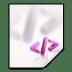 Mimetypes-application-xml icon