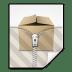 Mimetypes-application-zip icon