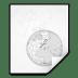 Mimetypes-text-x-dtd icon