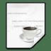 Mimetypes-text-x-java icon