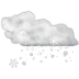 Status-weather-snow icon