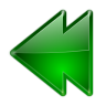 Actions-arrow-left-double icon