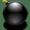 Actions-edit-bomb icon