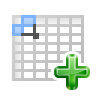 Actions-insert-table icon