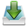 Actions-mail-receive icon