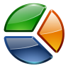Actions-office-chart-pie icon