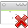 Actions-project-development-close icon