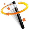 Actions-tools-wizard icon