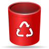 Actions-trash-empty icon