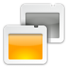 Actions-view-presentation icon
