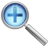 Actions-zoom-in icon