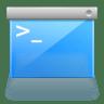 Apps-yakuake icon