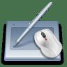Categories-preferences-desktop-peripherals icon