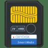Devices-media-flash-smart-media icon