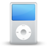Devices-multimedia-player-apple-ipod icon