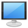 Devices-video-display icon