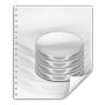 Mimetypes-application-vnd-oasis-opendocument-database icon