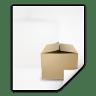 Mimetypes-application-x-cpio icon