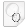Mimetypes-application-x-font-otf icon