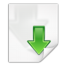 Mimetypes-application-x-kgetlist icon