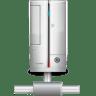 Mimetypes-application-x-smb-server icon