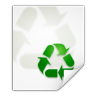 Mimetypes-application-x-trash icon