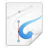 Mimetypes-image-svg-plus-xml icon