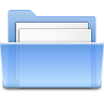 Places-folder-documents icon
